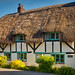 17th century Knapp Cottage at Upper clatford in Hampshire