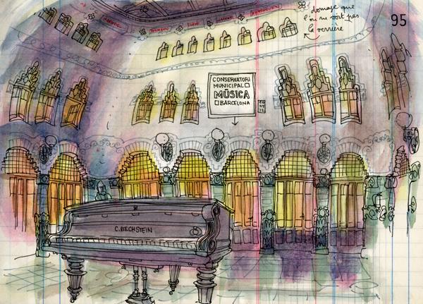 conservatori municipal musica barcelona