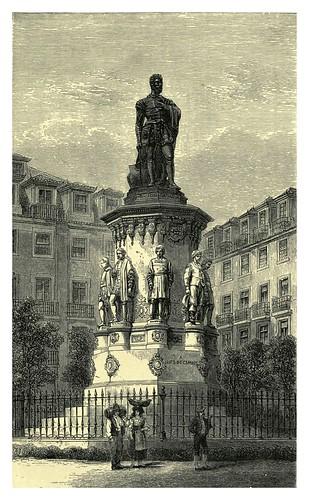002-Estatua de Luis de Camoes-Fair Lusitania -1874