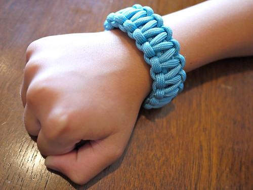 Jack's Carolina Blue Bracelet