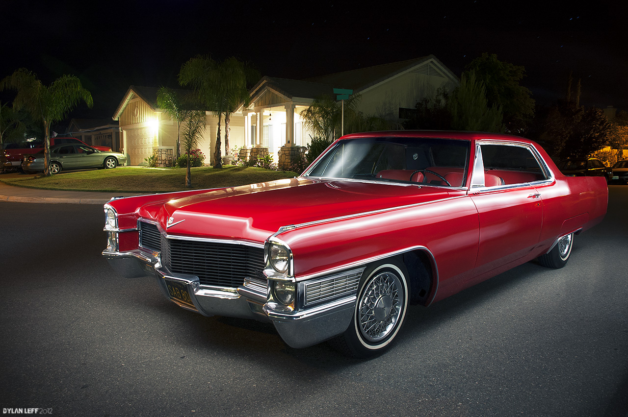 Ca Fs Ft 1965 Cadillac Coupe Deville Zilvia Net Forums