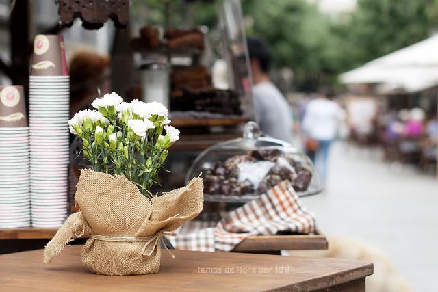 Girona · temps de flors ·