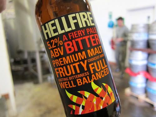 Leeds Brewery Hellfire Bitter