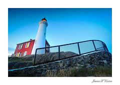 Fort Rodd Fisgard Lighthouse