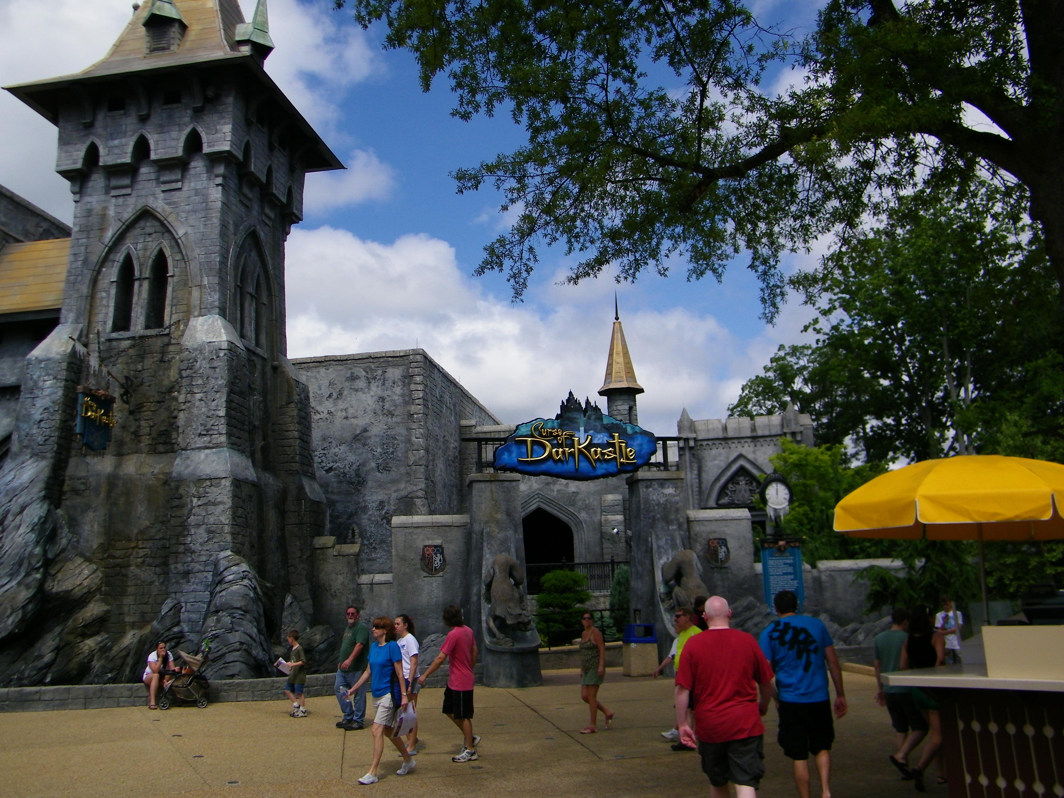 Busch Gardens WIlliamsburg 2012