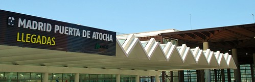 Estación Ave Atocha Madrid