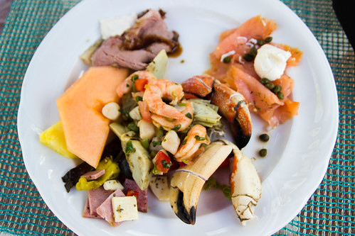 Brunch Buffet at Palm Court at TradeWinds