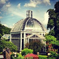 The #botanical #garden #geneva
