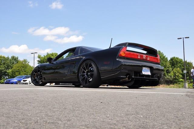 BK's NSX.