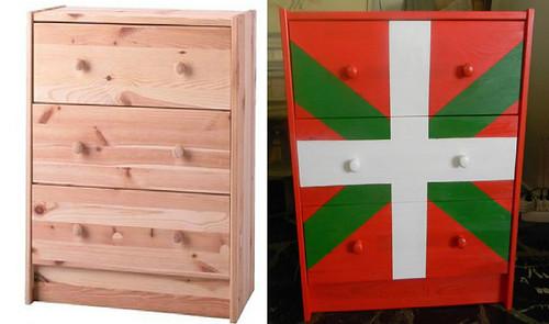 Συρταριέρα πριν και μετά