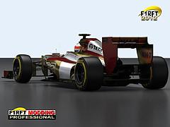 [rFactor] F1RFT 2012 Hispania Rendering 04 W240