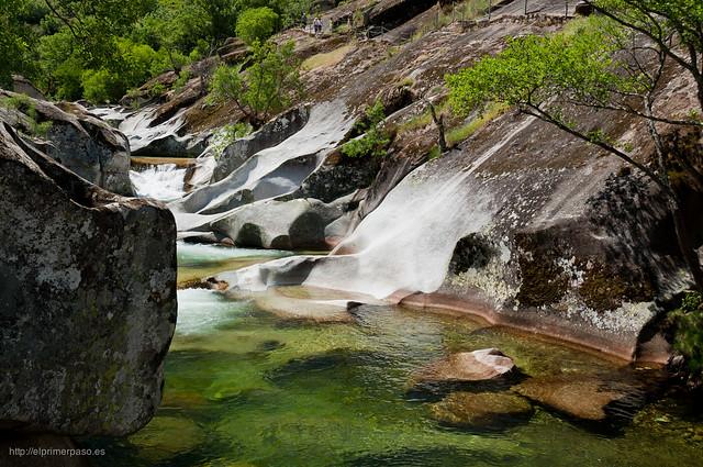 Los Pilones, Reserva Natural de la Garganta de los Infiernos