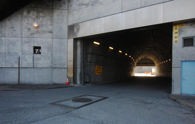 tunnel, San Francisco (2012)