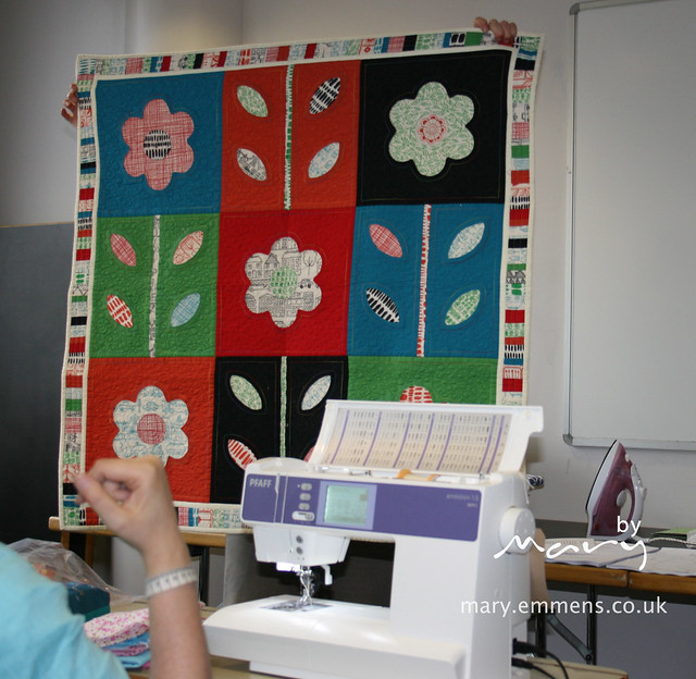 Lu Summers quilt