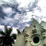 Miami sky, South Beach #USA #Florida #skyporn #clouds