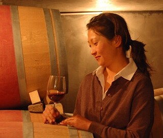 Emma Gao (高源), chief winemaker at Silver Heights (Image Silver Heights)