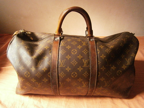 vintage louis vuitton keepall 50 manila philippines