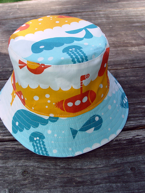 Fishy Hat, view 1