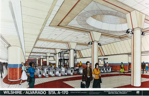 Wilshire/Alvarado Station