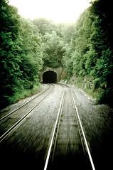 Gray Summit tunnel
