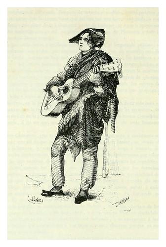 009-El estudiante-Los españoles pintados por si mismos-Tomo I-1843- Editado por Ignacio Boix