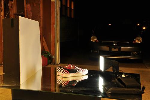 Vans Setup