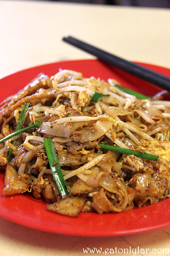 Char Koay Teow, Mayflower Food Court