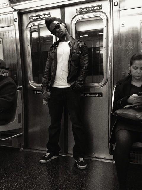 MTA Subway ride