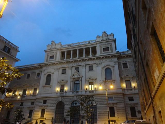Pontifical University