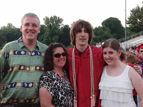 Calum Graduation