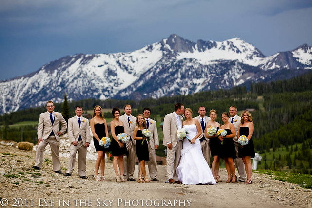 Weddings in Big Sky, MT