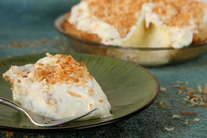 coconut cream pie 9