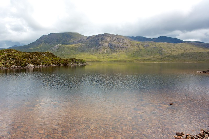 The Fisherfield Mountains