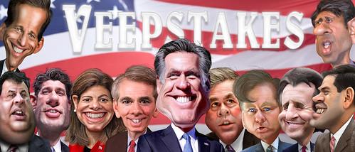 Republican Veepstakes 2012