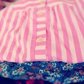 Packar till Almedalen. Nya klänningen från Myran får åka med!