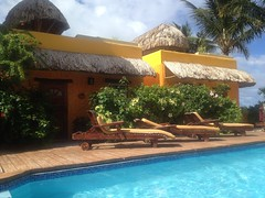 building, swimming pool, property, eco hotel, resort, caribbean, real estate, villa,