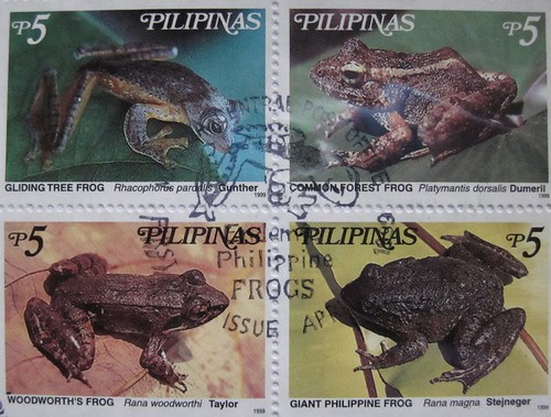 Philippines Postage Stamp 15