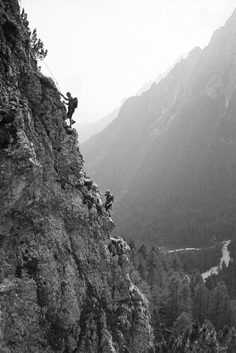 Via Ferrata, Itay
