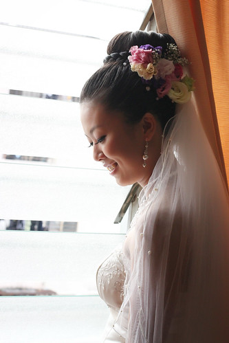 Sandy ~ Wedding Day
