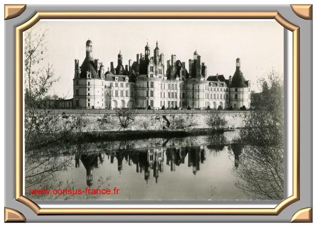 CHAMBORD - Le Château (XVIès.) et le Cosson -70-150_000