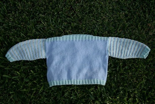 Baby Bartlett Sweater