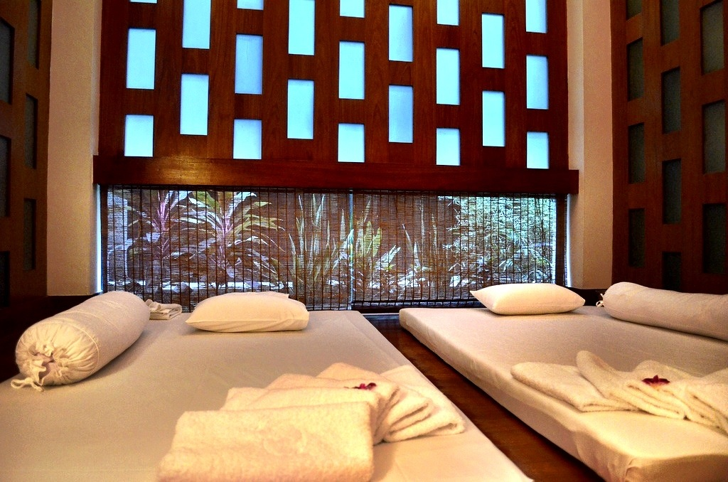 Spa at the Mandarin Oriental Bangkok