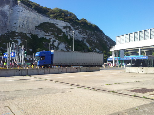 Arriving at Dover