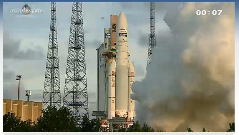 Lancement Ariane 5 ECA VA207 / MSG-3 + EchoStar XVII - 05 Juillet 2012 - Page 2 7510636160_03da4fd94d_b