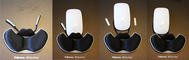 Mouse Pad & Support