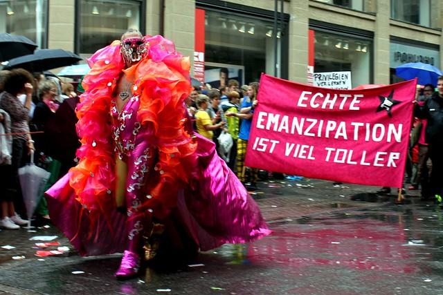 Queergestellt im Kölner CSD 2012