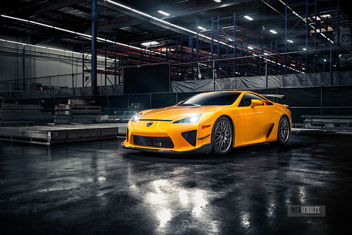 LFA Nurburgring Edition