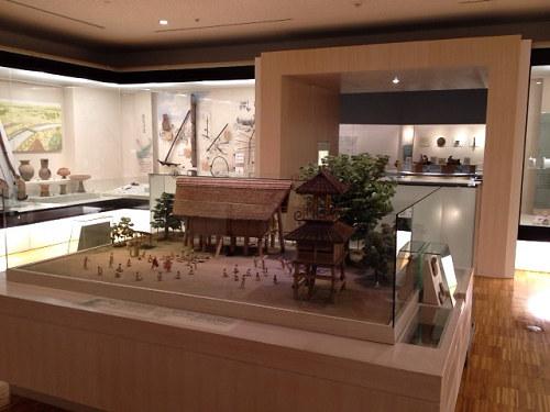充実の展示『唐古・鍵 考古学ミュージアム』@田原本町