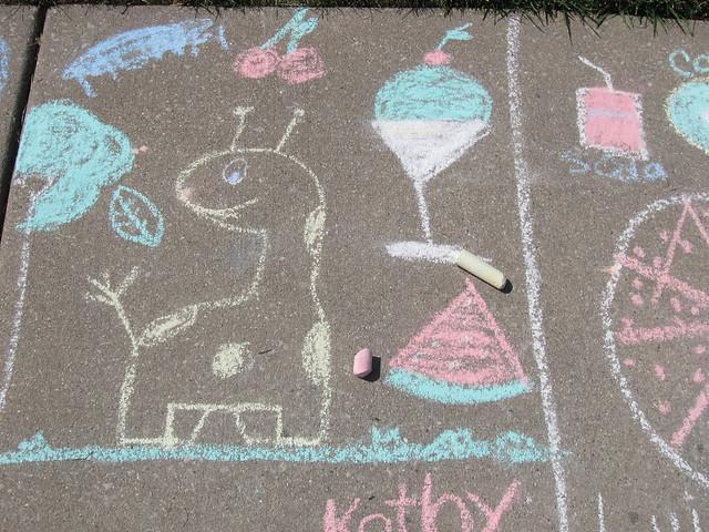 Chalk Art 2012