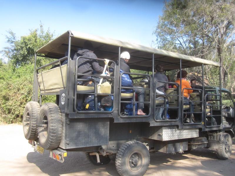 Chobe Botswana Game Drive Africa